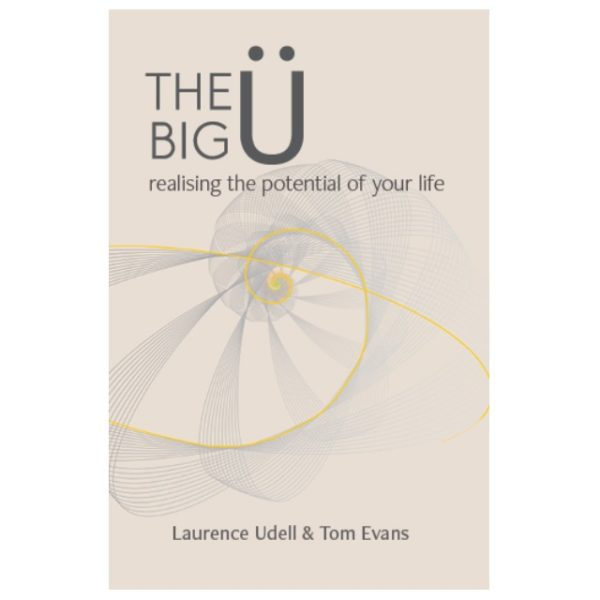 Front cover of the The Big Ü book